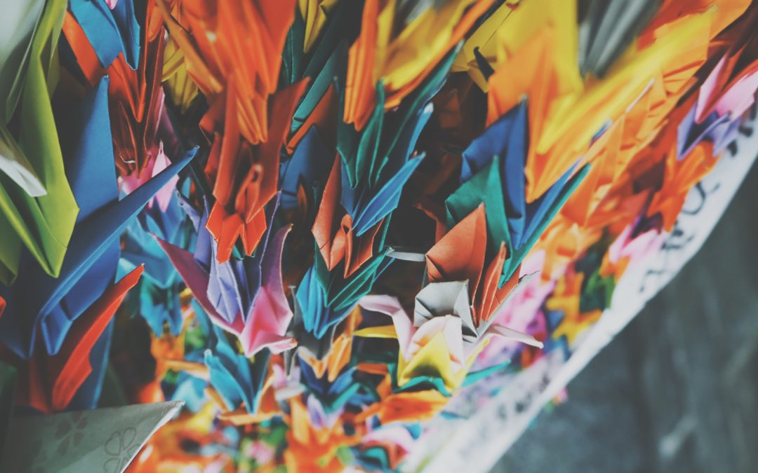 Clean Language is like… Origami