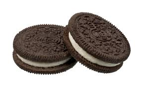 It was all over an Oreo